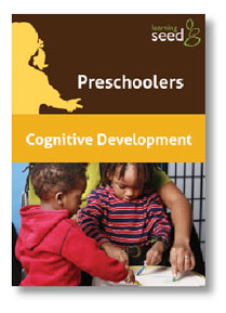Preschoolers: Cognitive Development DVD