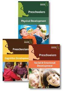 Preschoolers Development DVD Set