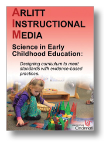 Science in Early Childhood Education DVD