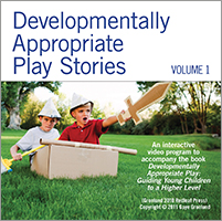 Developmentally Appropriate Play Stories CD-ROM