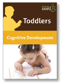 Toddlers: Cognitive Development DVD