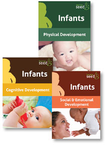 Infants Development DVD Set