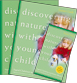 Discovering Nature with Young Children Complete Set w/VHS