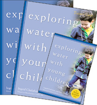 Exploring Water with Young Children Complete Set w/DVD