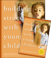 Building Structures with Young Children Trainer's Set with DVD