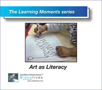 Learning Moments CD: Art as Literacy