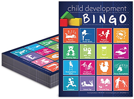 Child Development Bingo, Revised Edition