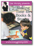 Making Time for Books & Stories DVD