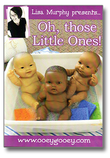 Oh, those Little Ones! DVD
