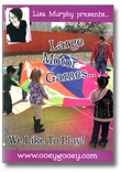 Large Motor Games We Like to Play! DVD