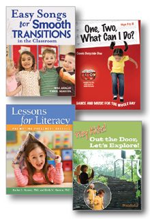 Activity Resource Shelf Collection 1