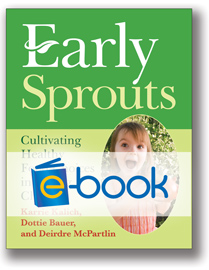 Early Sprouts (e-book): Cultivating Healthy Food Choices in Young Children