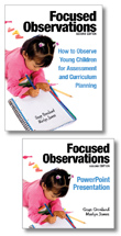 Focused Observations 2nd Ed Book and PowerPoint Set