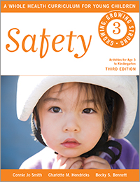 Safety: A Whole Health Curriculum for Young Children series