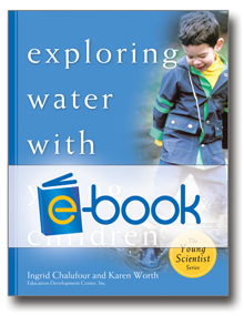 Exploring Water with Young Children Teacher's Guide (e-book )