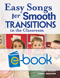 Easy Songs for Smooth Transitions (e-book)