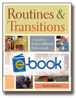 Routines and Transitions (e-book): A Guide for Early Childhood Professionals