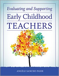 Image of the book Evaulating and Supporting Early Childhood Teachers