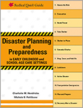 Disaster Planning and Preparedness in Early Childhood and Schoolage Care Settings