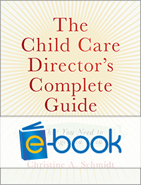 child care director s complete guide e book what you need to rh redleafpress org Car Care Guide Elder Care Guide