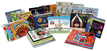 Preschool Picture Book Collection (A to Z Ready for K Curriculum)