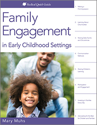 Family Engagement in Early Childhood Settings Quick Guide