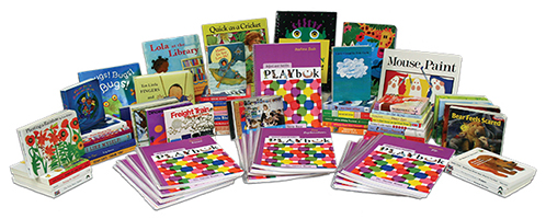 PLAYbook: Everyday Curriculum for Infants and Toddlers with Resources