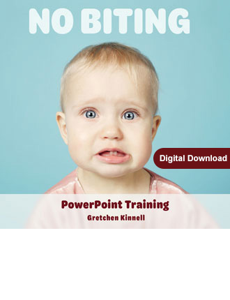 No Biting PowerPoint Training (digital download)