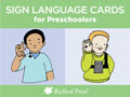 Sign Language Cards for Preschoolers