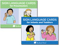 Sign Language Card Set