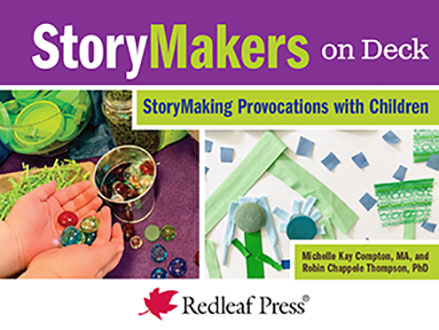StoryMaking on Deck: StoryMaking Provocations with Children