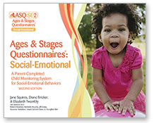 ASQ-SE-2 Questionnaires: Social-Emotional