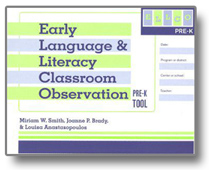 Early Language and Literacy Classroom Observation