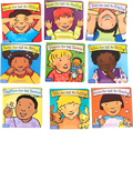 Best Behavior - Set of 11 Board Books