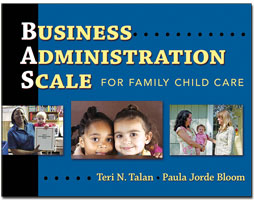 Business Administration Scale for Family Child Care