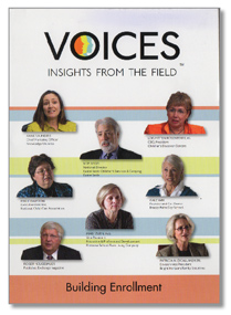 Voices: Insights from the Field - Building Enrollment