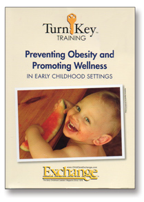 Turn-Key Training: Preventing Obesity and Promoting Wellness DVD
