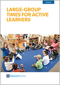 Large Group Times for Active Learners DVD