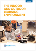 Indoor and Outdoor Learning Environment DVD