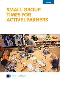 Small-Group Time for Active Learners DVD