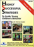 Highly Successful Strategies to Guide Young Children's Behavior and Concept Clips