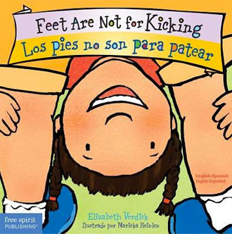 Feet Are Not for Kicking/Los pies no son para patear