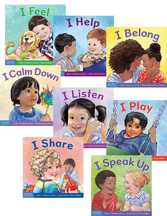 Learning About Me and You (set of 8)