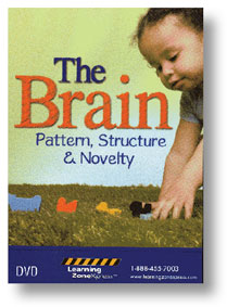 The Brain: Pattern, Structure & Novelty DVD