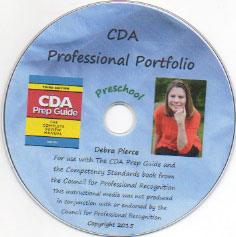 CDA Prep Guide DVD Preschool