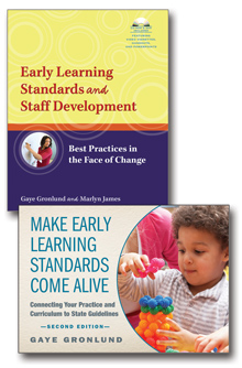 Early Learning Standards Set