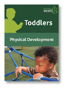 Toddlers: Physical Development DVD