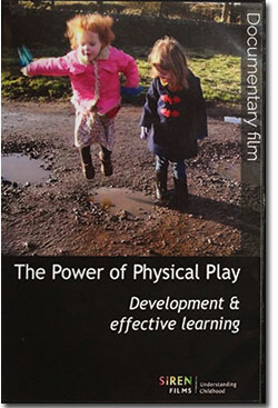 The Power of Physical Play DVD