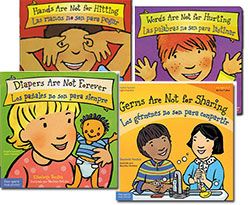 Best Behavior Bilingual - Set of 4 Board Books