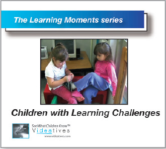 Learning Moments CD: Children with Learning Challenges